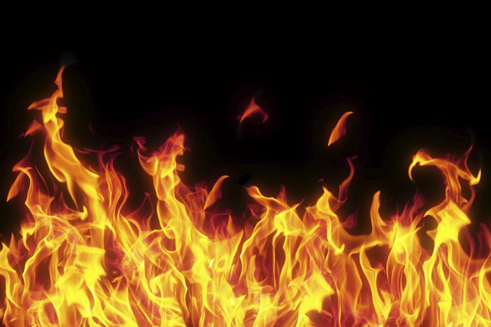 Brand i datacenter