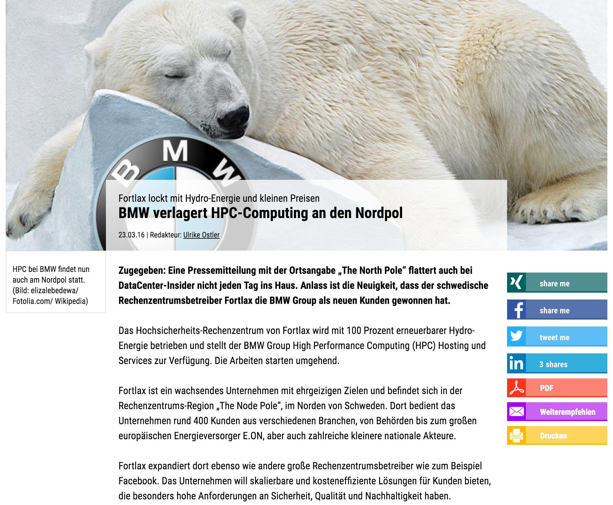 BMW_verlagert_HPC-Computing_an_den_Nordpol