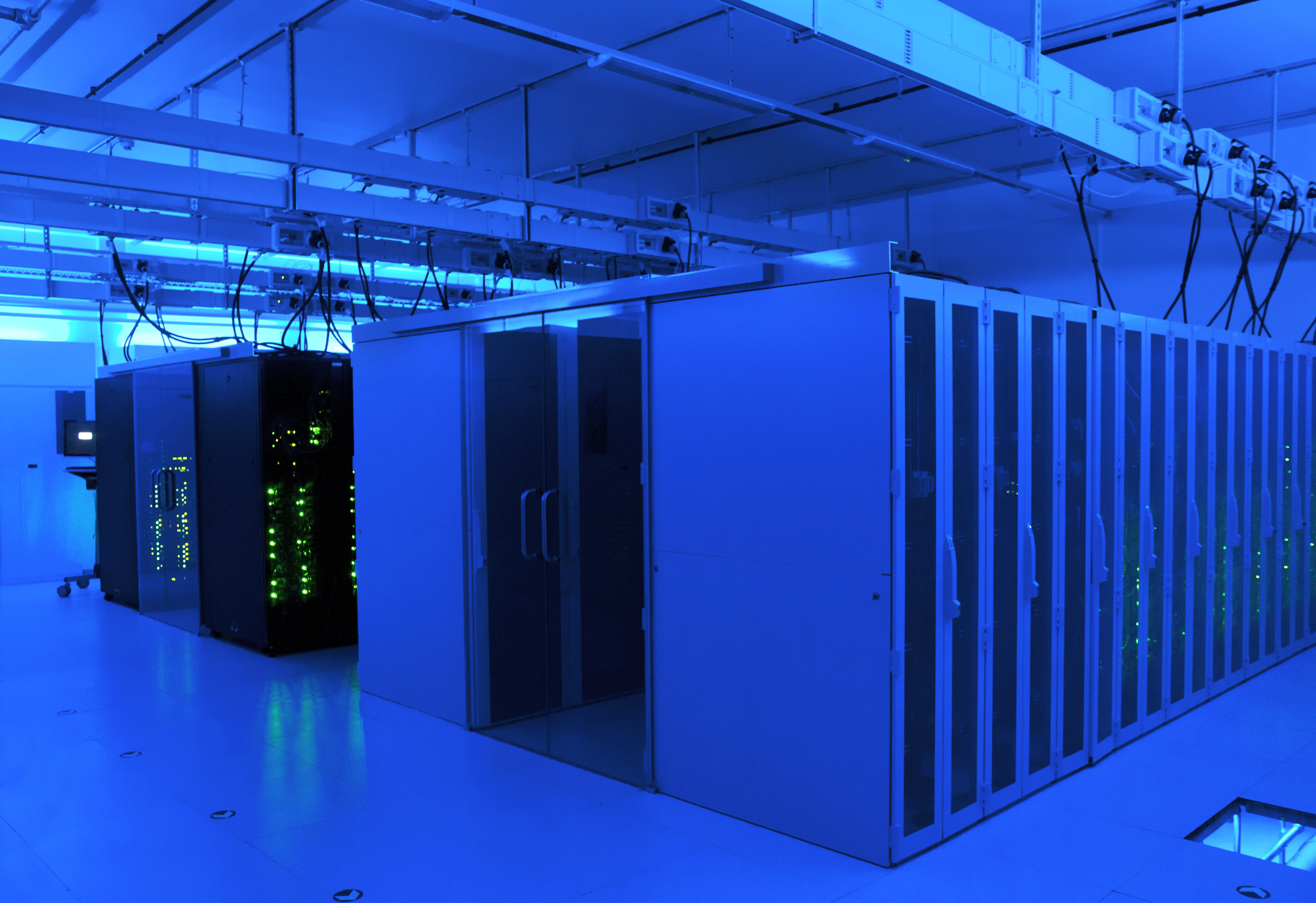 Fortlax | Ett av vrldens bsta datacenter